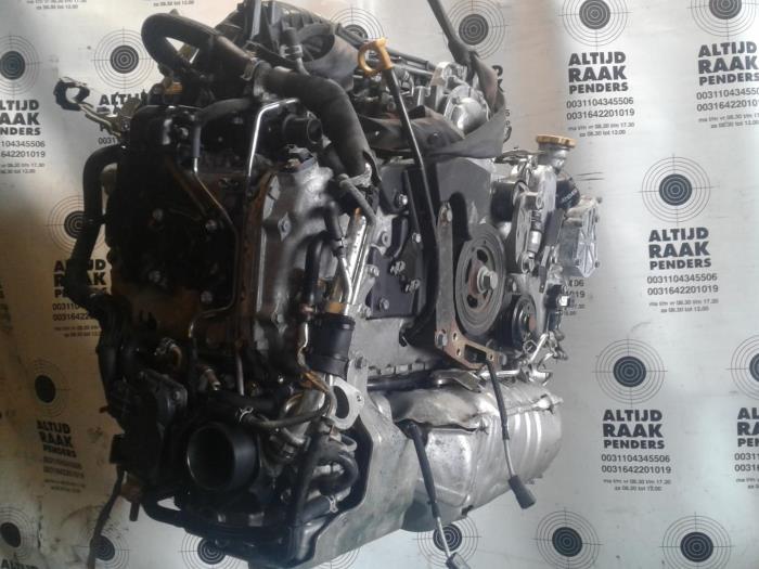 Used Subaru Outback Engine - U615892 EE20 - Altijd Raak Auto's