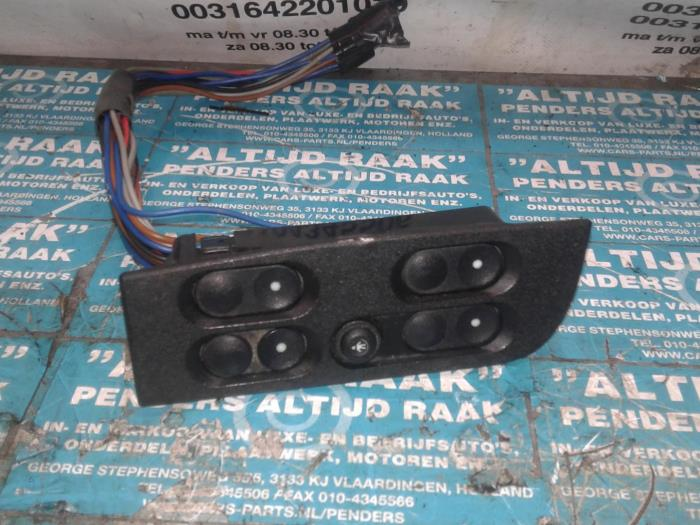 ELECTRIC WINDOW SWITCH FRONT RIGHT FOR OPEL VAUXHALL MERIVA