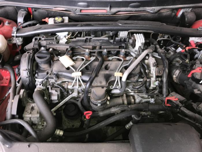 Used Volvo XC90 I 2 4 D5 20V Engine - 1017406 D5244T18