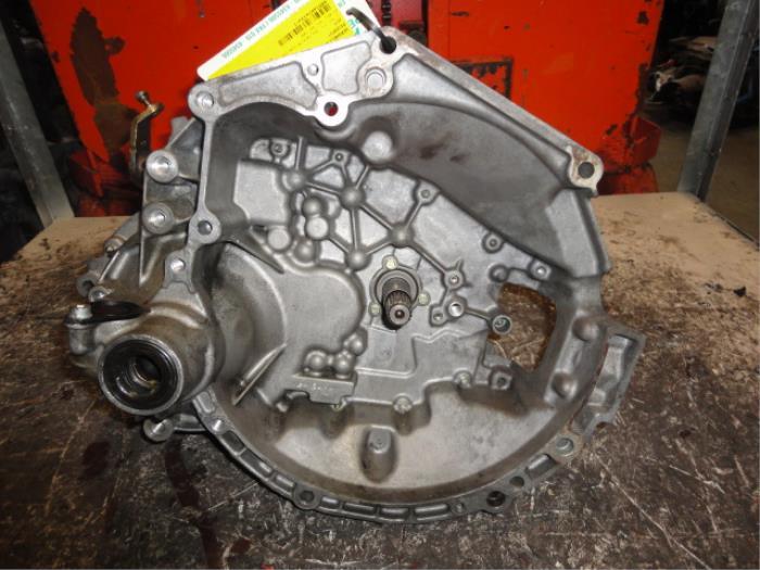 inspektierte peugeot 307 (3a/c/d) 1.6 16v getriebe - 20cn20 - altijd