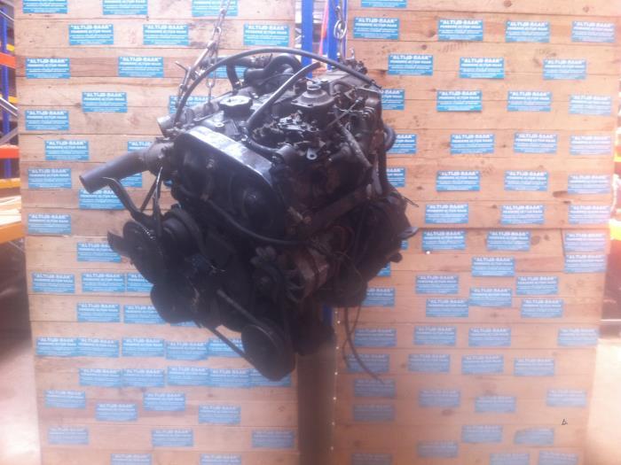 Used Jeep Cherokee (XJ) 2 1 TD Wagoneer Engine - J8S890 - Altijd