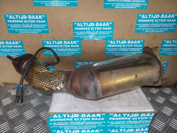 Used Cadillac CTS Catalytic converter - 26407B0000000 10BBT - Altijd