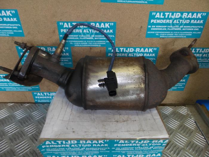 Used Cadillac CTS Catalytic converter - 2228485210 - Altijd Raak
