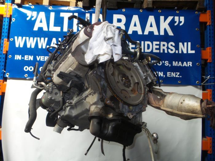 Used Nissan Titan 5 6 V8 4x4 Engine - VK56 - Altijd Raak Auto's