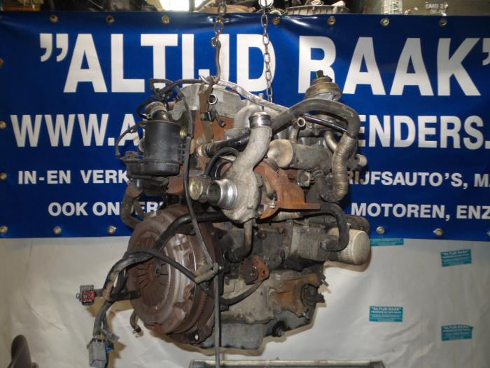 406 ford engine parts