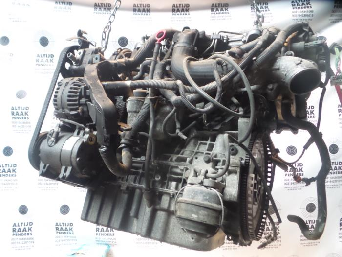 Used Volvo XC90 I 2 4 D5 20V Engine - 237956 D5244T