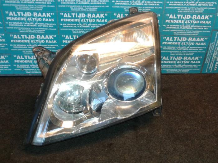 gebrauchte opel vectra xenon lampe - 15987100 - altijd raak auto's