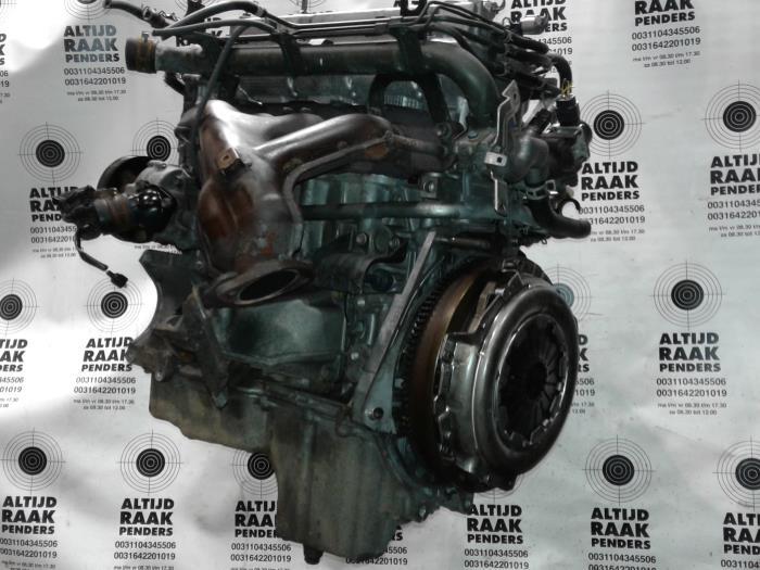 Used Suzuki Grand Vitara II (JT) 2 0 16V Engine - 292392