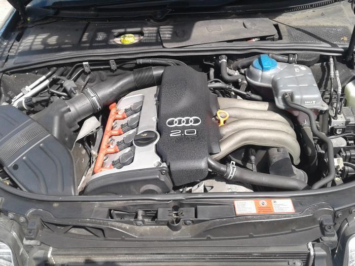 Used Audi A4 (8EC) 2 0 20V Engine - ALT - Altijd Raak Auto's