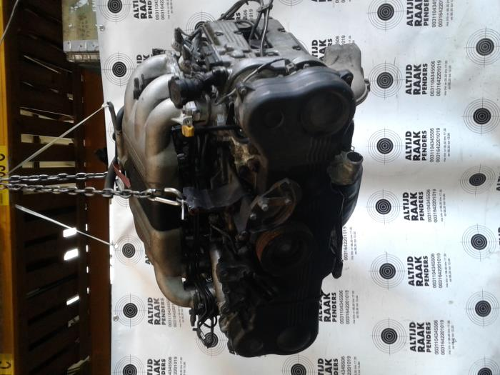 Used Subaru SVX 3 3 24V 4x4 Engine - 0107844 EG33 - Altijd