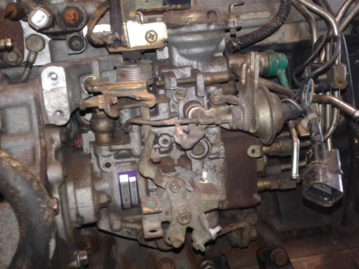 Mitsubishi Motor 4M40 – Coches