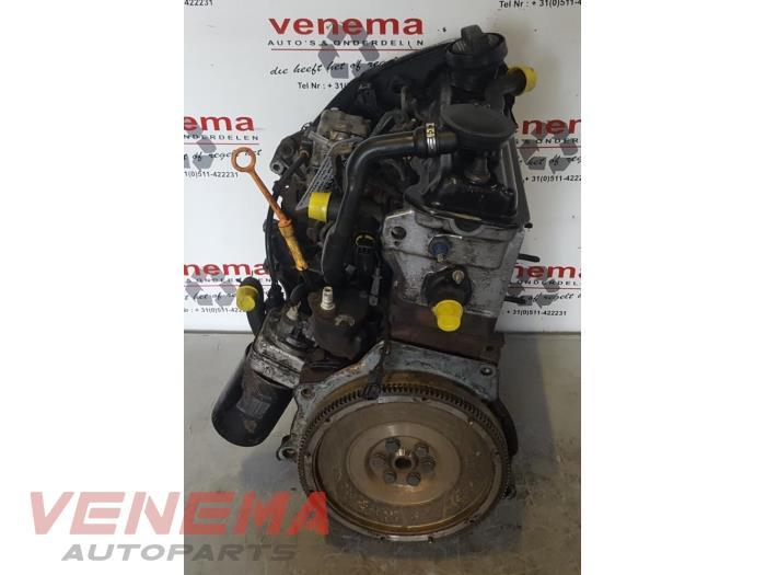 Used Volkswagen Caddy II (9K9A) 1 9 TDI Kat  Engine