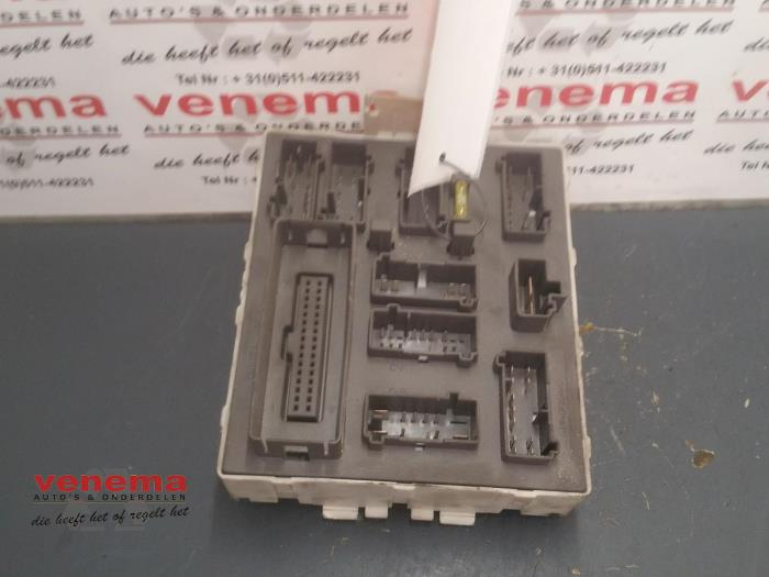 Used Ford Focus I Wagon 1.4 16V Fuse box - 2M5T14A073BD ... Where Is Fuse Box On Ford Focus on 2000 ford focus neutral safety switch, 2000 ford focus ac compressor, 2000 ford focus ignition relay, 2000 ford focus water pump replacement, 2000 ford focus fan relay, 2005 ford focus zx4 fuse box, 2000 ford focus brake light switch, 2010 ford flex fuse box, 2005 ford crown victoria fuse box, 2000 ford focus frame, 1985 ford bronco fuse box, 2000 ford focus evap canister, 1993 ford mustang fuse box, 2000 mitsubishi galant es fuse box, 2000 ford focus brake booster, 2008 ford taurus fuse box, 2000 ford focus speedometer, 2000 volkswagen golf fuse box, 2000 dodge ram 2500 fuse box, 2000 chevrolet malibu fuse box,