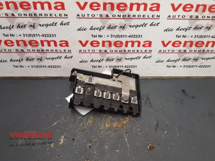 fuse box from a volkswagen polo (6r) 1 4 16v 2012