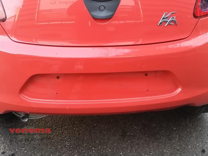 Rear Bumper From A Ford Ka Ii