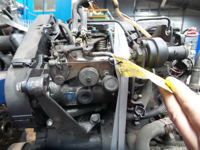 Used Volkswagen Polo (6N1) 1 9 D Diesel pump - 028130109B AEF