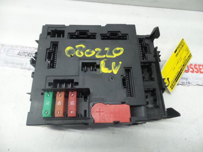 Used smart fortwo coupé kw fuse box