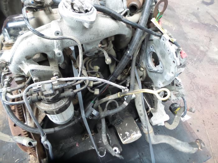 Used Ford Transit 2 5 Di 80-120 Engine - 4FA4FB4FD
