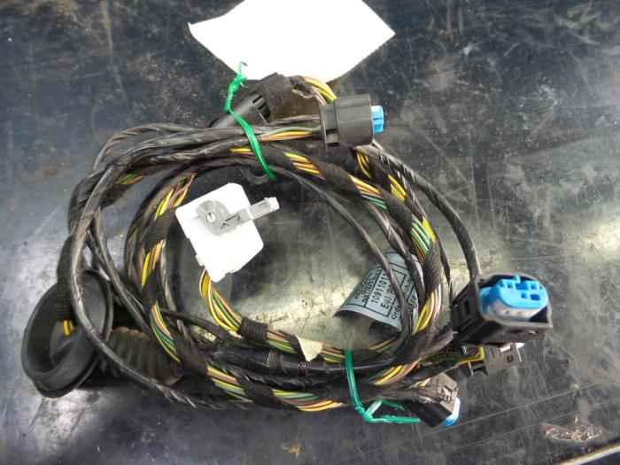 Used bmw serie e ci v wiring harness