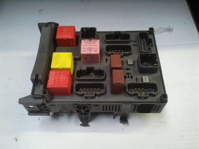 File  Renault Espace 3 Fuse Box