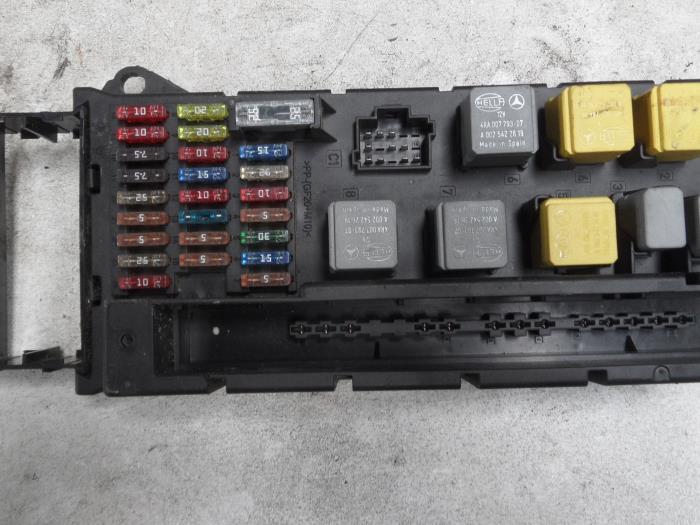 Used mercedes sprinter 315 cdi 16v fuse box for Garage mercedes loison sous lens