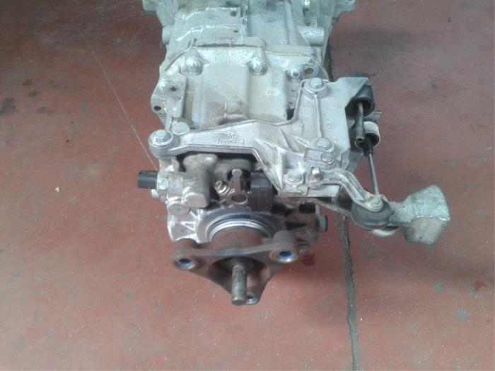 Gearbox From A Ford Transit