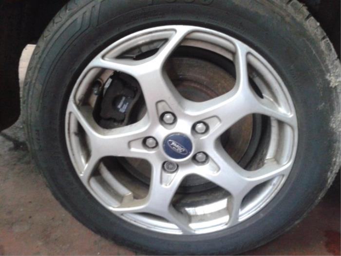 Used Ford Mondeo Iv Wagon 20 Tdci 140 16v Wheel