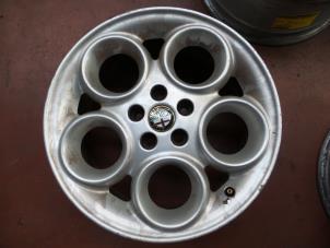 Alfa Romeo 156 Wheels Stock Proxypartscom