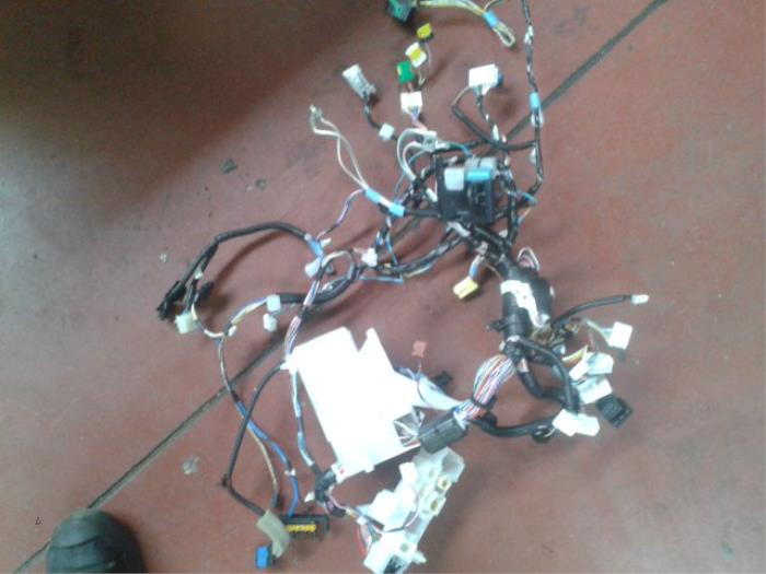 used peugeot 107 1 0 12v wiring harness autorecycling n kossen rh proxyparts com Peugeot 207 Citroen C1