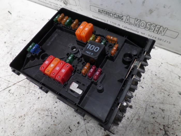 Volkswagen Caddy Fuse Box Layout Not Lossing Wiring Diagram
