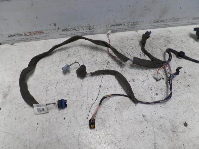 Used Renault Megane Ii  Bm  Cm  1 6 16v Wiring Harness - 8200320431