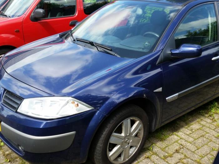 Used Renault Megane II Grandtour (KM) 1 9 dCi 120 Spoiler