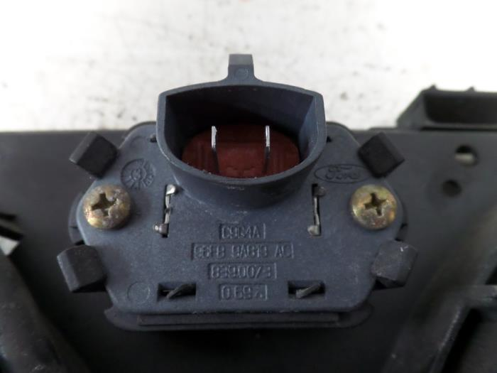 Used Ford Transit Connect 18 Tdci 90 Cooling Fan Resistor Rhproxyparts: Ford Transit Connect Blower Motor Resistor Location At Gmaili.net