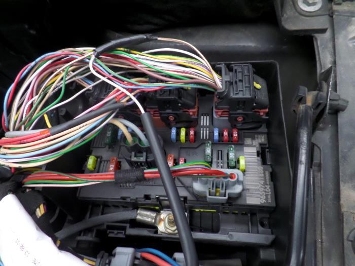 Peugeot 307 Where I Fuse Box