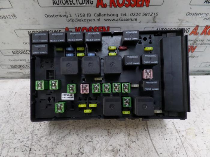 Used Chrysler Voyager/Grand Voyager (RG) 2.8 CRD 16V Autom. Fuse box -  05144509AF - Autorecycling N Kossen bv | ProxyParts.comProxyParts.com