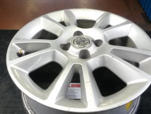 Used Opel Tigra Twin Top 14 16v Wheel 93162534 Alloy