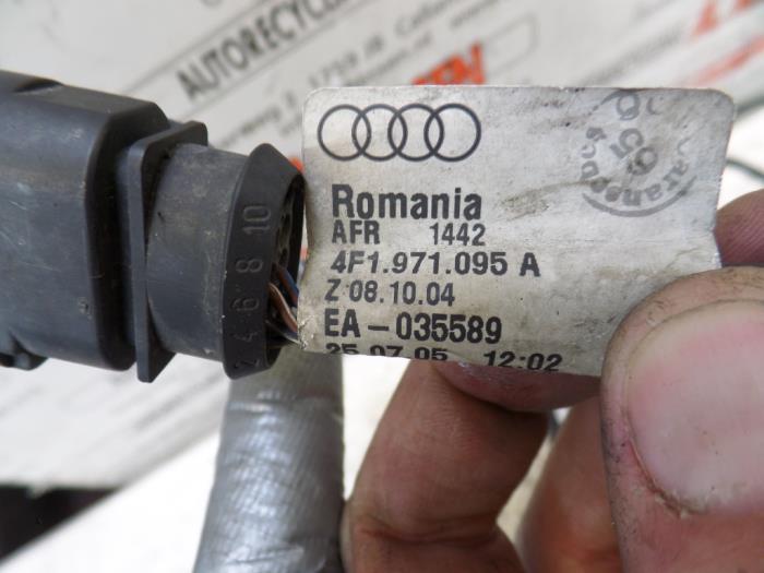 Used Audi A6 Wiring harness - 4F1971095A - Autorecycling N Kossen bv  Audi A Wiring Harness on 02 audi rs4, 02 audi s8, 02 audi a8, 02 audi r8, 02 audi s6, 02 audi a3, 02 audi allroad, 02 audi rs6, 02 audi quattro, 02 audi s5,