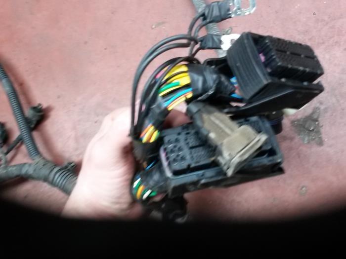 Used Kia Sorento I/II (JC) 2.5 CRDi 16V VGT Wiring harness ... Jc Wire Harness on