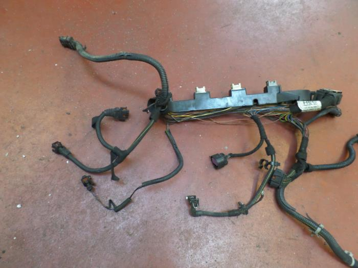Phenomenal Used Opel Astra Wiring Harness 24414395 Autorecycling N Kossen Wiring 101 Dicthateforg