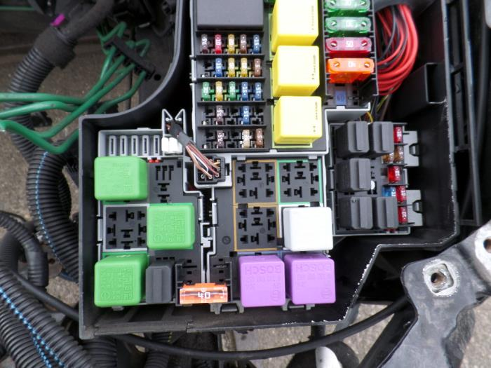 Used Opel Tigra Twin Top 1 4 16v Fuse Box