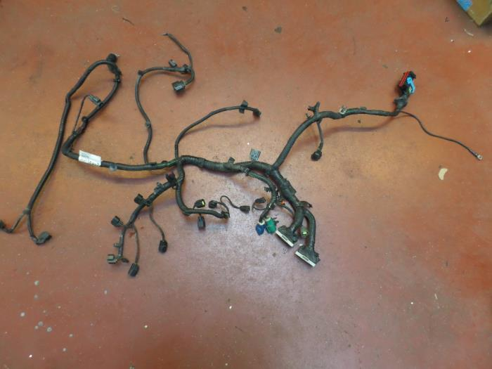 0 used volvo v50 (mw) 1 8 16v wiring harness 30739001a Wiring Harness Diagram at suagrazia.org