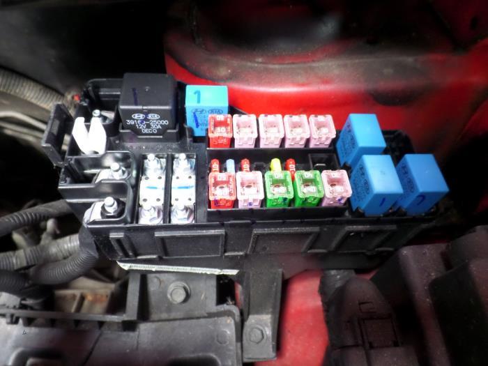 hyundai i10 fuse box location hyundai sonata fuse box location used hyundai i10 fuse box - 912100x000 - autorecycling n ... #3