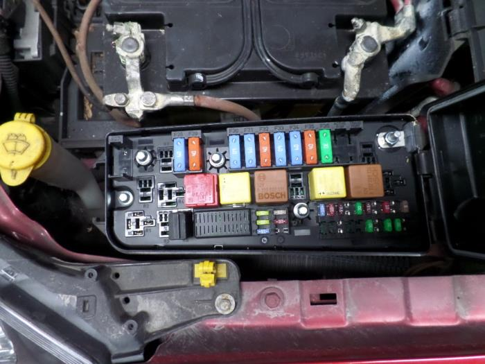 Opel signum fuse box wiring diagram