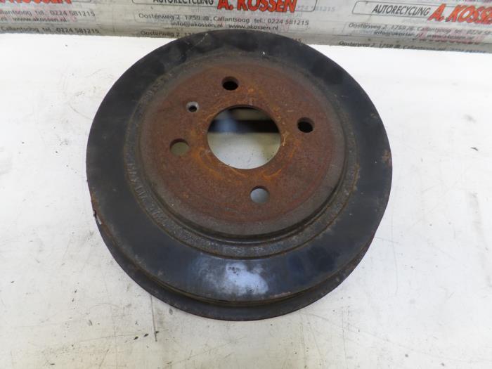 pour Vauxhall Combo C 1.3 CDTI 200 Vsbc 129 L 2253 Arrière LH étrier de frein Nouvelle unité