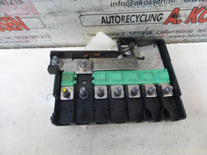 fuse box in pontiac grand am fuse box in skoda rapid used skoda rapid fuse box - 6r0937550a - autorecycling n ... #13