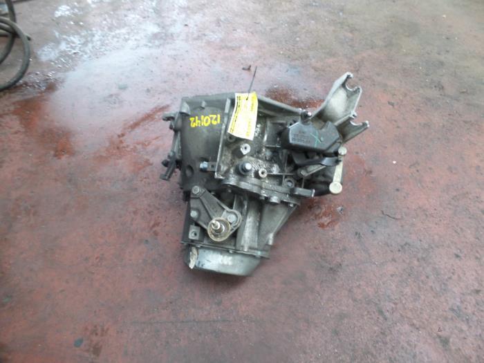 gebrauchte peugeot 307 sw (3h) 1.6 16v getriebe - 20dp10