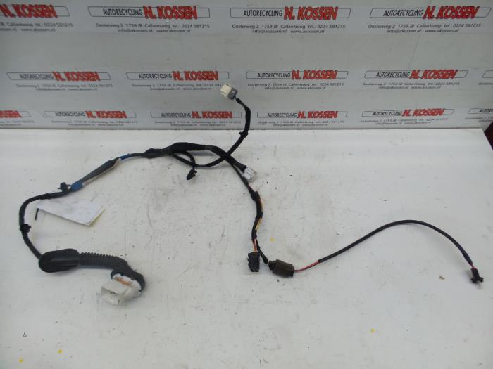 Used KIA Sorento I Ii Jc 2 5 Crdi 16v Vgt Wiring Harness: Junction City Wire Harness Inc At Gundyle.co