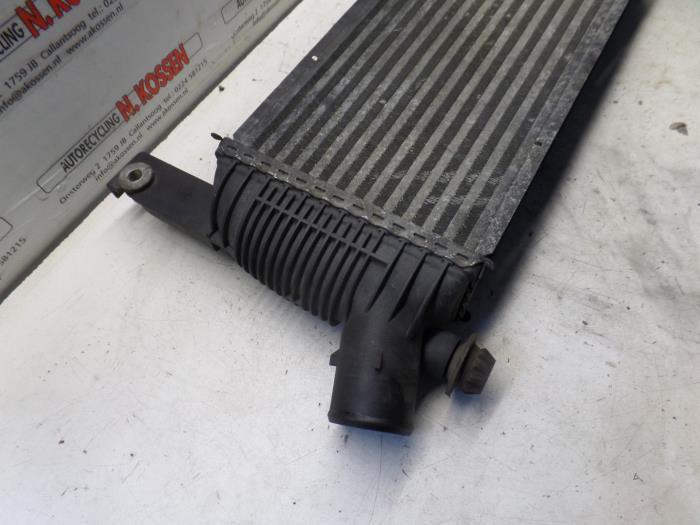 Used Nissan Navara (D40) 2 5 dCi 16V 4x4 Intercooler
