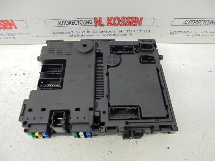Peugeot 206 Forum Fuse Box Help : Used peugeot cc d v fuse box