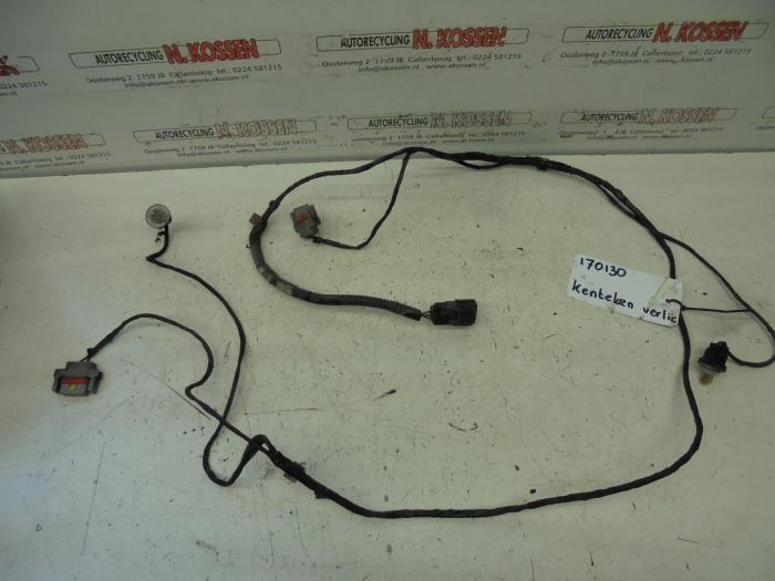 Pleasing Used Dodge Avenger Wiring Harness 17778F Autorecycling N Kossen Wiring Digital Resources Funapmognl